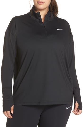 Nike Element Long Sleeve Running Top