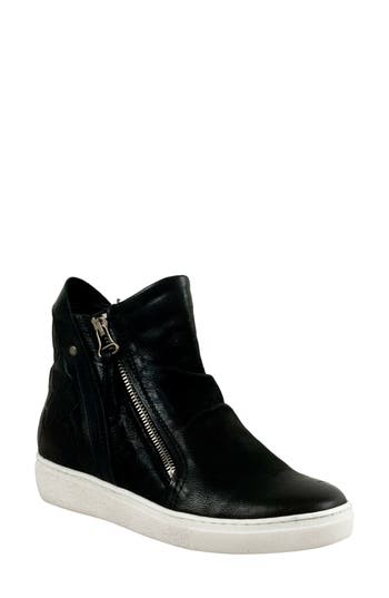 Miz Mooz Lulu High Top Sneaker