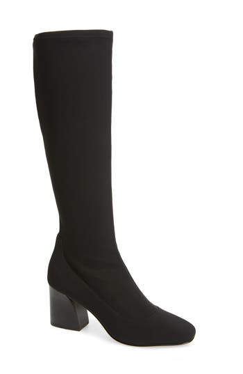 Donald Pliner Gerti Knee High Stretch Boot