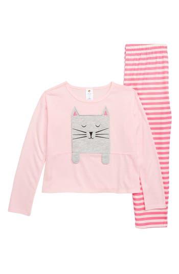 Toddler Girls Tucker  Tate Applique TwoPiece Pajamas Size 3T  Pink
