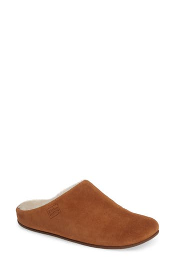 FitFlop Chrissy Genuine Shearling Lined Mule