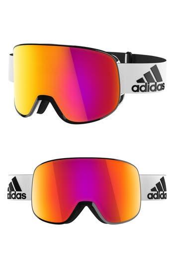 adidas Progressor C Mirrored Spherical Snowsports Goggles