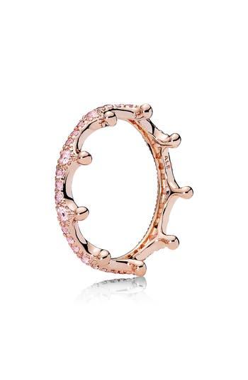 PANDORA Crown Stacking Ring