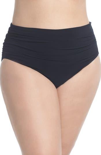Magicsuit® Ruched Bikini Bottoms