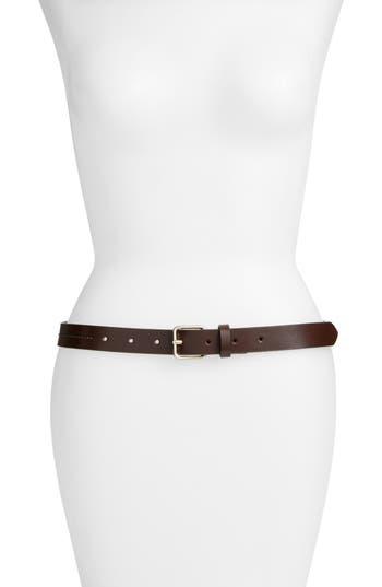 Something Navy Stitch Trouser Belt