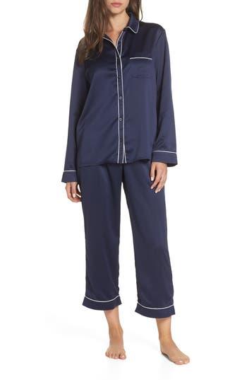 Nordstrom Lingerie Crop Pajamas