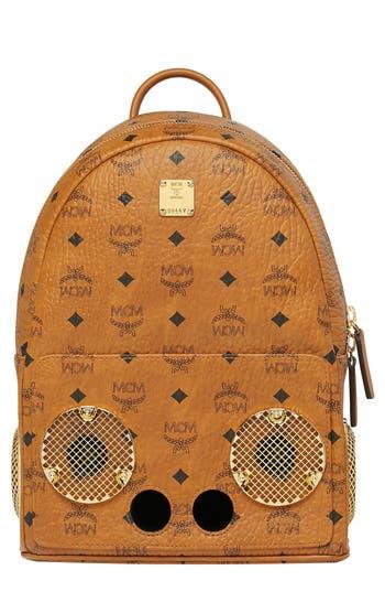 MCM x Wizpak Visetos Sound System Backpack