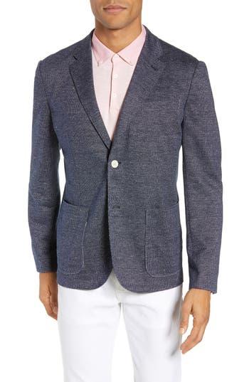 Good Man Brand Slim Fit Bird's Eye Knit Sport Coat