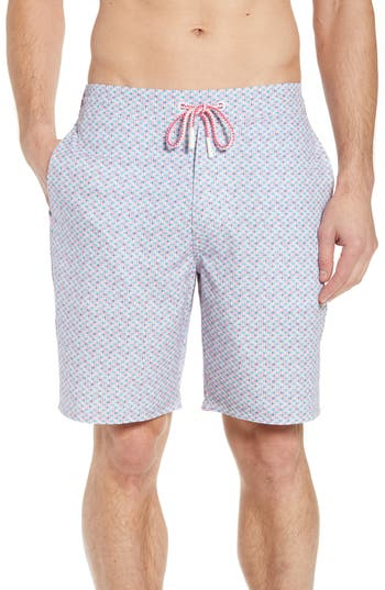johnnie-O Jekyll Regular Fit Board Shorts