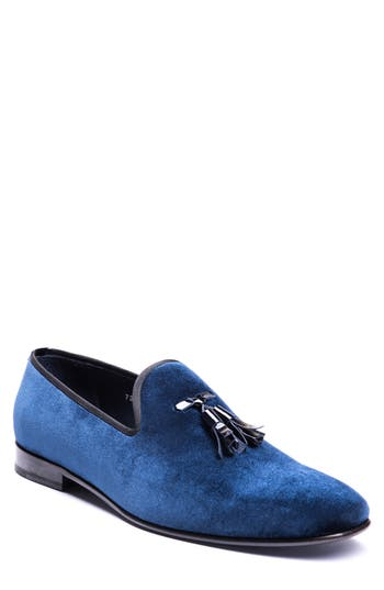 Jared Lang Luca Tassel Loafer