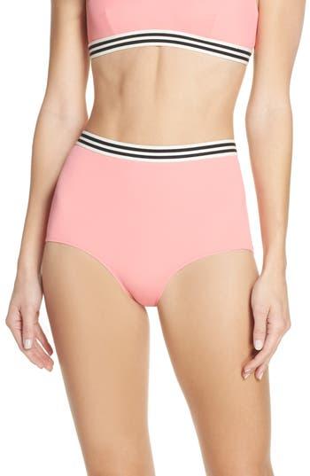 Solid & Stripe Katie High Waist Bikini Bottoms