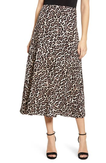AFRM Kiwi Midi Skirt