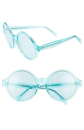 Céline 58mm Round Sunglasses