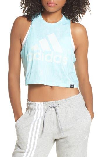adidas Summerwash Crop Tank