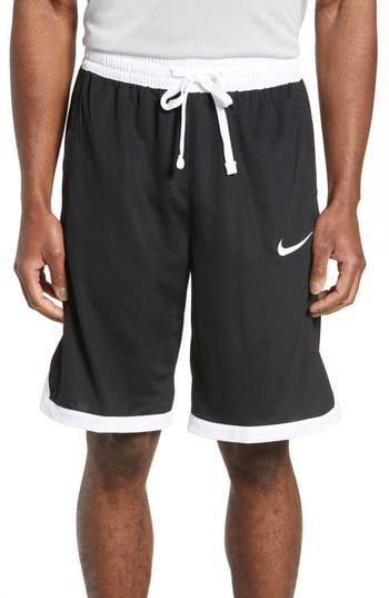 Nike Dry Elite Stripe Basketball Shorts