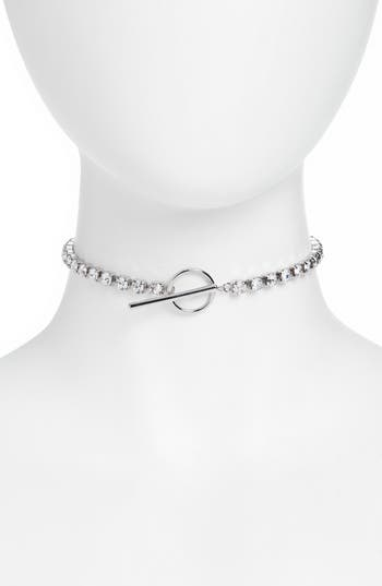 ISABEL MARANT Freak Out Choker Necklace