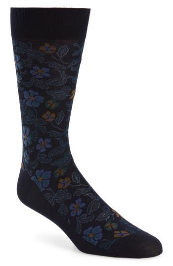 Pantherella Floral Leaf Socks