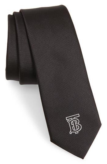 Burberry Stanfield Silk Tie