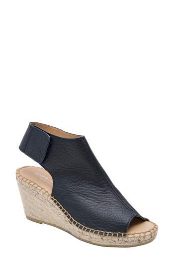 André Assous Flora Espadrille Wedge Shield Sandal (Women)