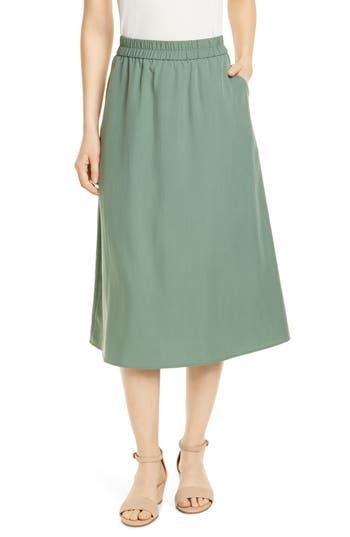 Eileen Fisher Midi Skirt