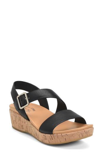 Kork-Ease® Minihan Wedge Sandal (Women)