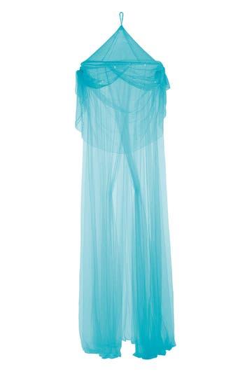 3c4g female 3c4g turquoise sparkletastic bed canopy