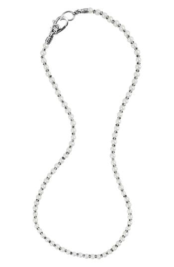 Women's Lagos 'Luna' Pearl Necklace