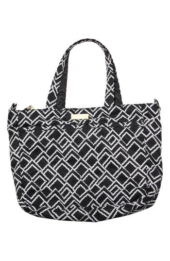 Infant JuJuBe Legacy Super Be  The First Lady Diaper Bag  Black