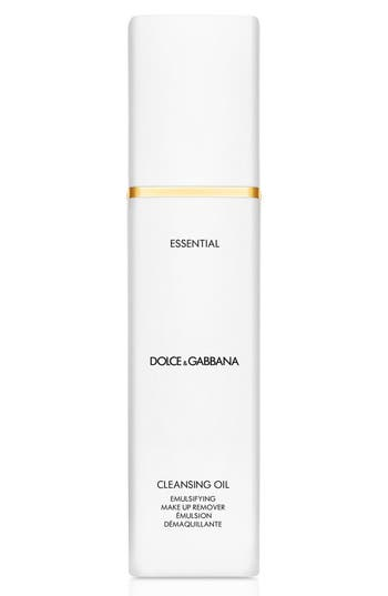 Dolce&gabbana Beauty 'Essential' Cleansing Oil Emulsifying Makeup Remover