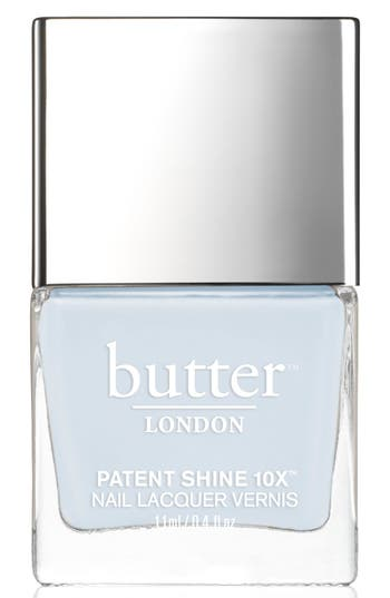 Butter London 'Patent Shine 10X' Nail Lacquer - Candy Floss