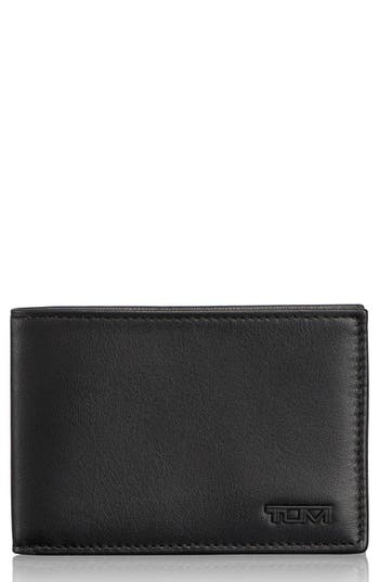 Tumi Delta ID Lock Shielded Slim Single Billfold
