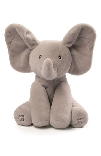 Infant Baby Gund 'Flappy The Elephant' Musical Elephant