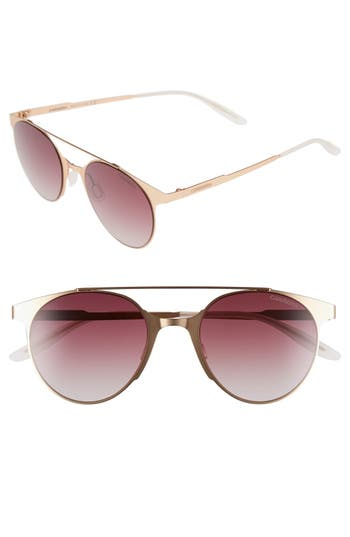 Carrera Eyewear 50Mm Retro Sunglasses - Copper Gold
