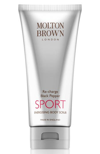 Molton Brown London Re-Charge Black Pepper Sport Energizing Body Scrub