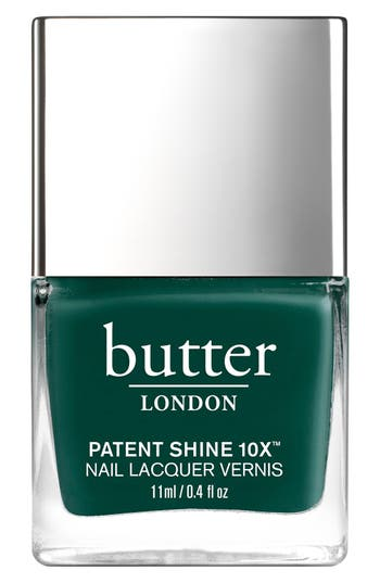 Butter London 'Patent Shine 10X' Nail Lacquer - Across The Pond