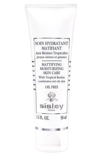 Sisley Paris Mattifying Moisturizing Skin Care With Topical Resins