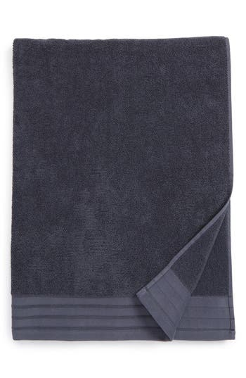 Ugg Classic Luxe Cotton Bath Sheet, Size One Size - Blue