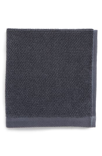 Ugg Classic Luxe Wash Towel, Size One Size - Blue