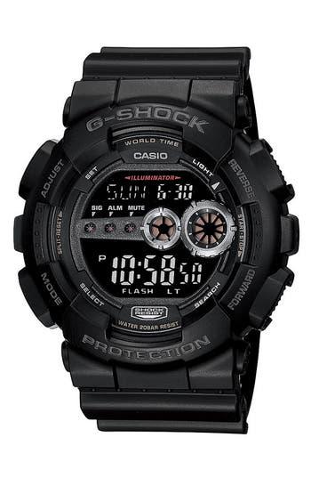 G-Shock 'Super Luminosity' Digital Watch, 48mm