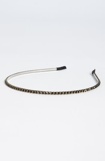 Cara Skinny Crystal Headband at NORDSTROM.com
