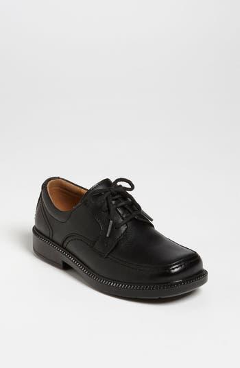 Boys Florsheim Billings Oxford Size 4 W  Black