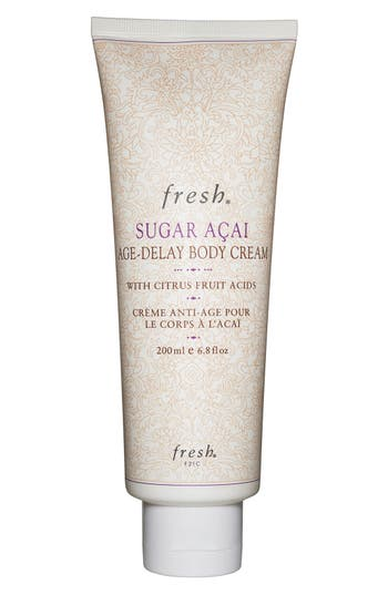 Fresh 'Sugar Açai Age-Delay' Body Cream