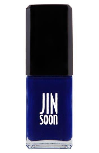 Jinsoon 'Blue Iris' Nail Lacquer -
