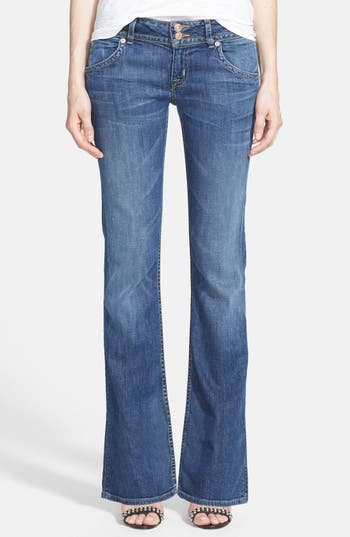 'Signature' Bootcut Jeans