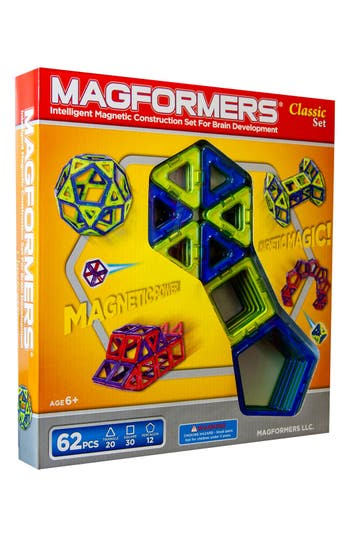 Boys Magformers Classic Construction Set