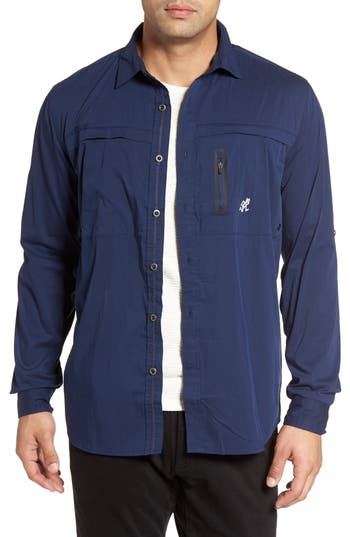 Gramicci No-Squito Regular Fit Travel Shirt