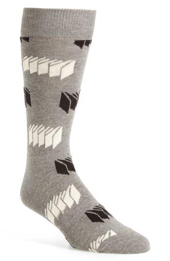 Men's Happy Socks Optic Print Socks