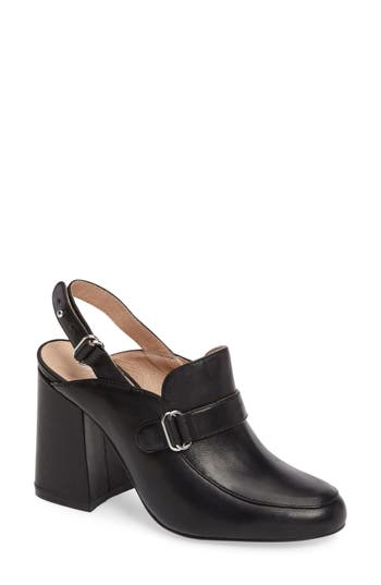 Shellys London Charity Slingback Loafer Mule
