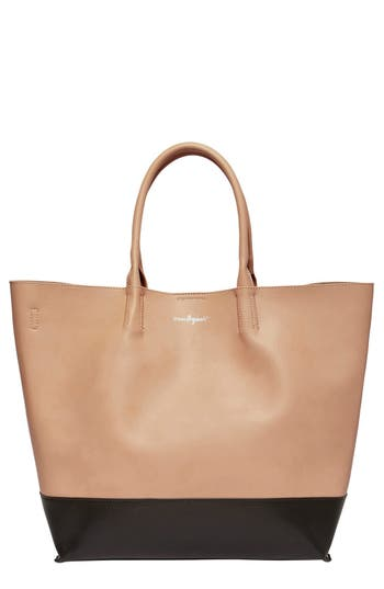 Urban Originals Revenge Colorblock Vegan Leather Tote -