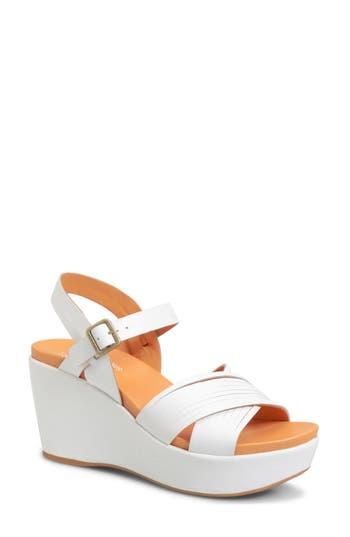 Kork-Ease Adelphi Sandal, White